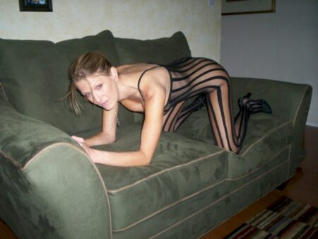 Adopte une femme cougar sexy seule