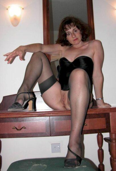 Pour une nuit de sexe avec une femme mature coquine